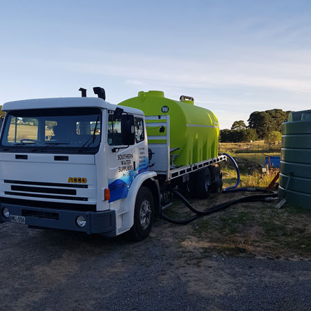 Water Delivery Strathalbyn, Bulk Water Victor Harbour, Water Cartage Willunga